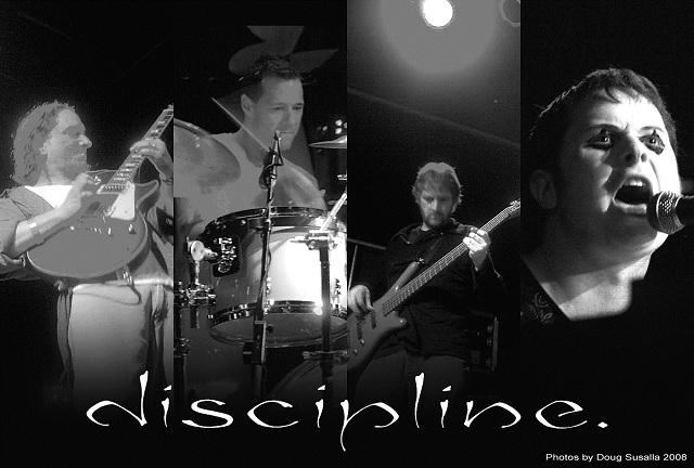 Discipline band from 2008 (photos by Doug Susalla)