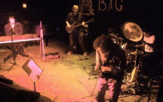 Discipline band live 2008 at the Magic Bag in Ferndale, MI