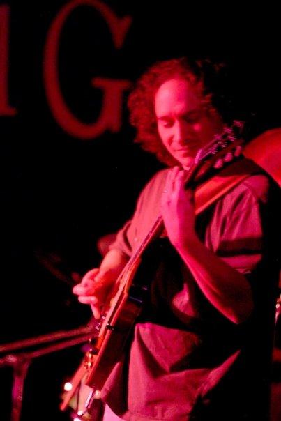 Jon Preston Bouda live with Discipline (2008)