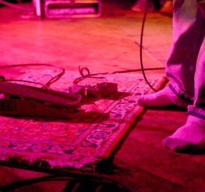 Job Preston Bouda with Discipline - magic carpet ride
