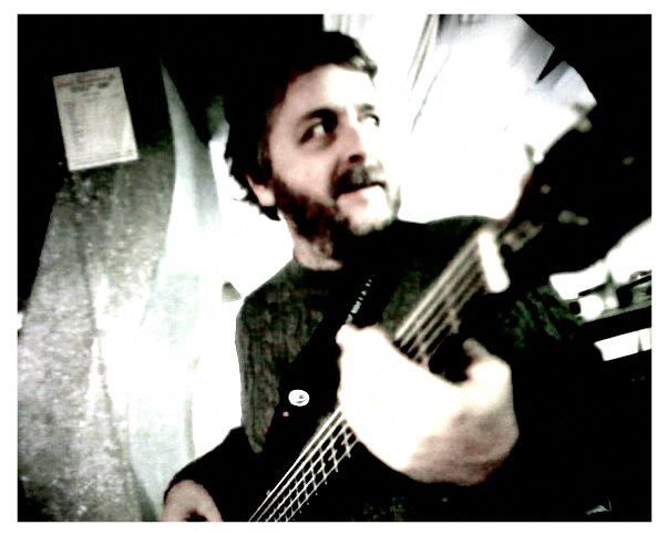 Mathew Kennedy from the band Discipline (2012)