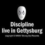 Discipline Live in Gettysburg (2015)