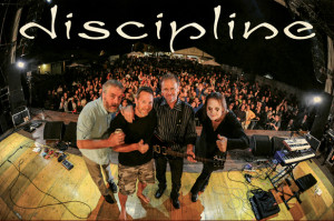 Discipline band - photo credit: Vincenzo Nicolello